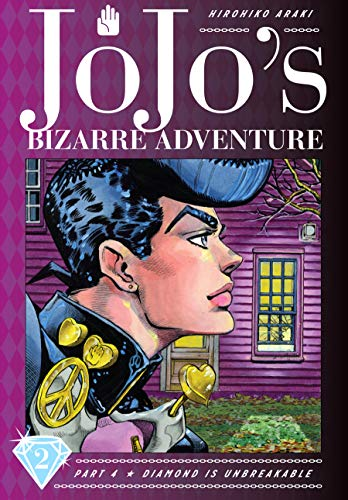 JoJo's Bizarre Adventure: Part 4-…