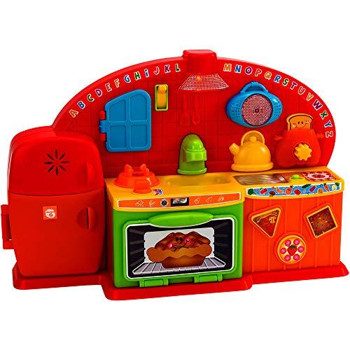 Globo Toys Globo 5159 Vitamina_G - Juego de Cocina con Frases y Canciones