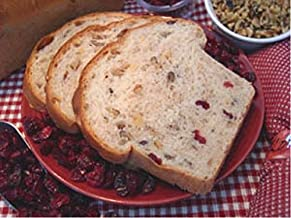The Prepared Pantry Cranberry Nut Gourmet Bread Machine Mix (for oven also) (22.2 oz)