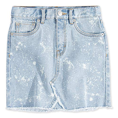 Girls Jean Skirt - 5