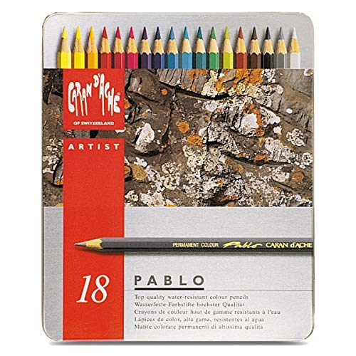 Caran D'ache Pablo Color Pencils