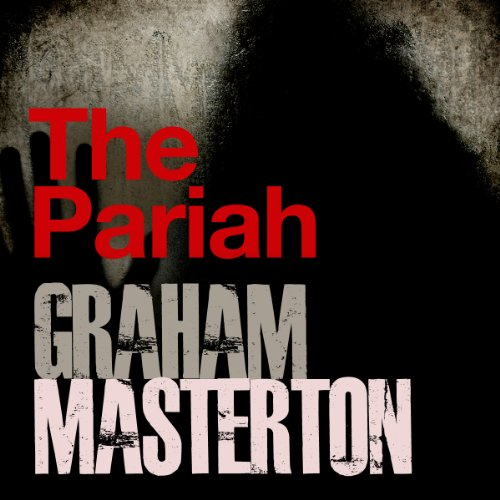 The Pariah audiobook cover art