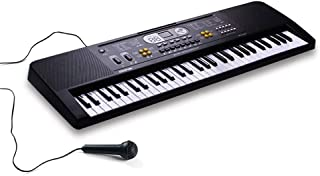61 Keys Digital Music Electronic Keyd Kids Multifunctional Electric Piano for Piano Student with Microphone Musical Instru...