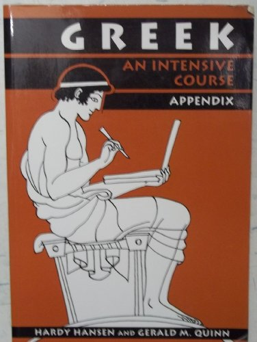 Greek: An Intensive Course - Appendix