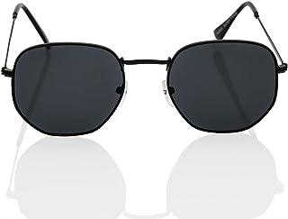 832c9d49351 SunMod - 90s Hipster Geometric Round Lightweight Metal Driving Sunglasses  for Women Men Unisex UV400