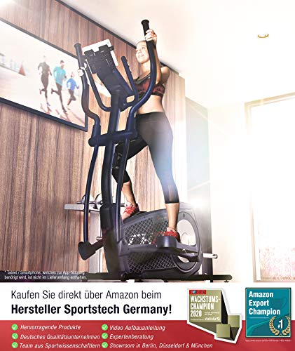 Sportstech CX2 Crosstrainer - 4