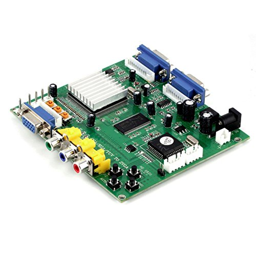 Alftek GBS-8220 CGA / EGA / YUV / RGBS zu VGA HD Video Converter Board