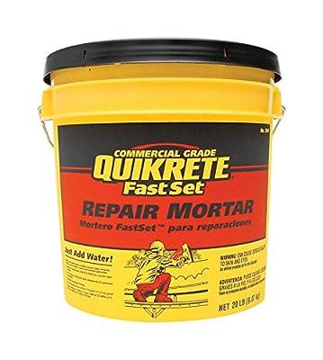 Quikrete Fast Set Repair Mortar 20 Lbs.