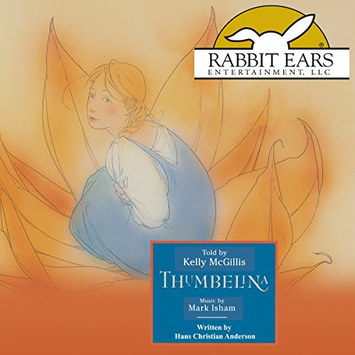 Thumbelina audiobook cover art