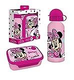 Disney Minnie Mouse FC-562739 Menaje Infantil, Sintético, Color, único