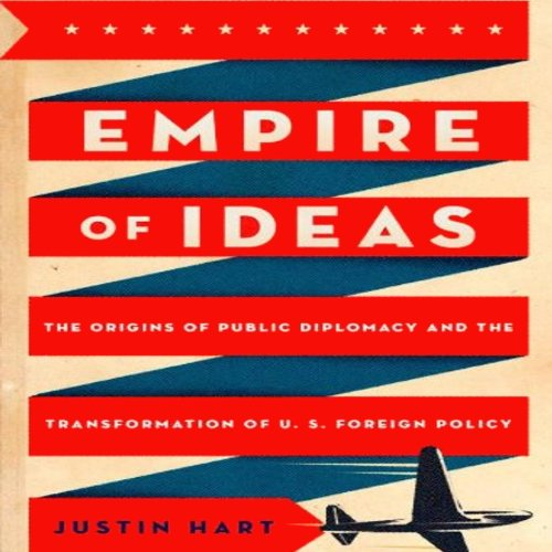 Empire of Ideas audiobook cover art