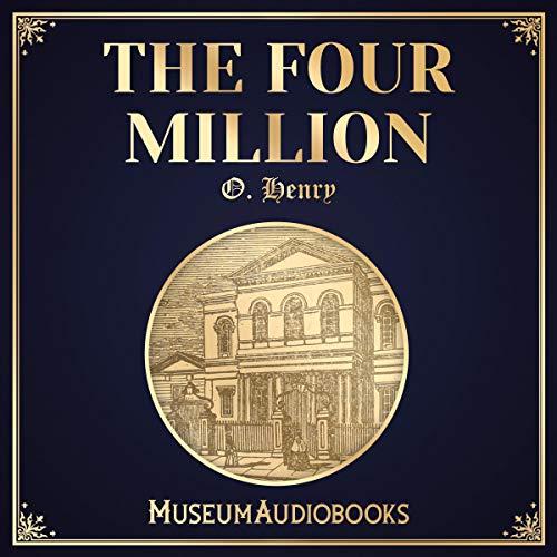 The Four Million audiobook cover art