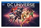 Dc Universe 10Th Anniversary Collection (31 Blu-Ray) [Edizione: Stati Uniti] [Italia] [Blu-ray]