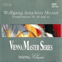 Mozart Symphonies 40 & 41 (CD Album Mozart Festival Orchestra, 8 Tracks)