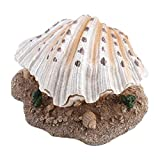 LZKW Adorno de Arrecife de Coral, Paisaje de simulación, decoración de Acuario, decoración de burbujeador, Resina para Acuario para pecera