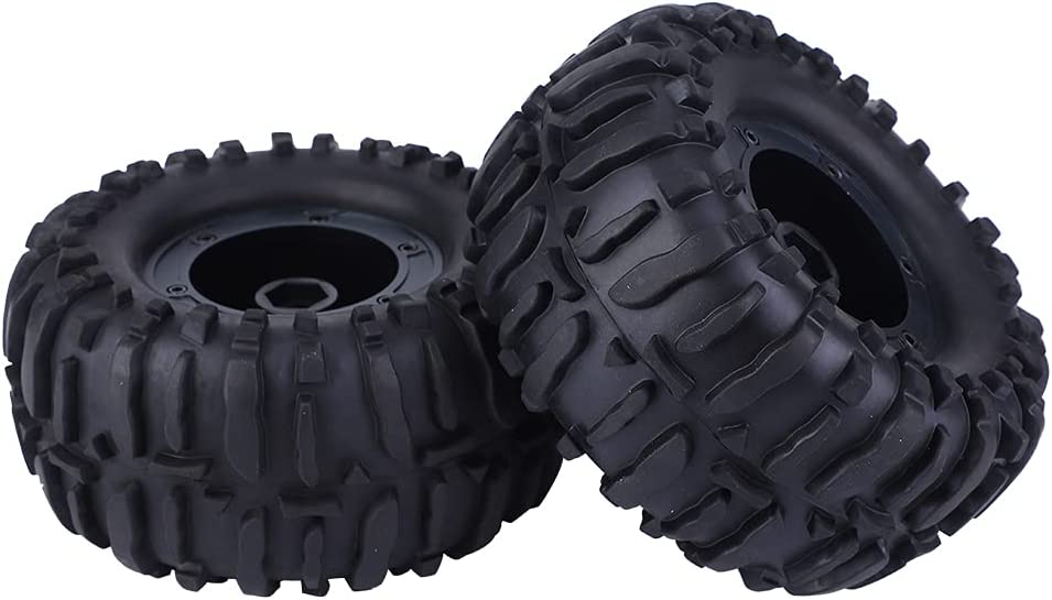 RC Crawler Hub Black 2pcs Free Shipping Cheap Bargain At the price Gift for Wheel Sturdy Car Access