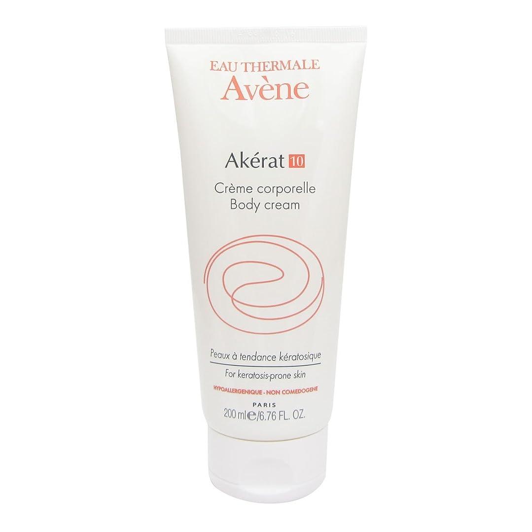 恵みスキッパーテニスAvene Akerat 10 Body Cream 200ml [並行輸入品]