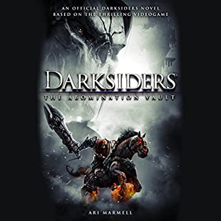 Darksiders: The Abomination Vault audiobook cover art