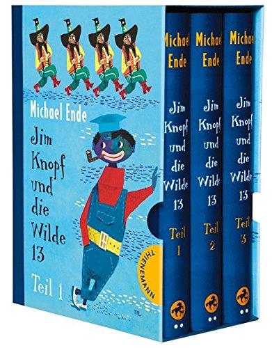 Jim Knopf: Jim Knopf und die Wilde 13, Teil 1-3