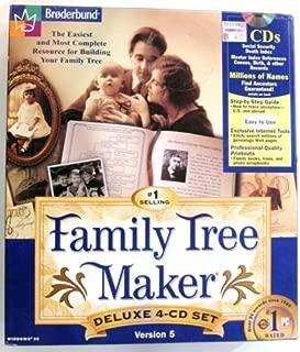 family tree maker version 5