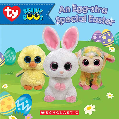 An Egg-Stra Special Easter (Beanie Boos: Storybook with egg stands) (English Edition)
