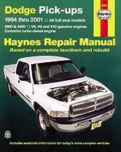 Dodge 1500 Pick-Ups (94-01) & 2500/3500 Pick-Ups (94-02) Technical Repair Manual (Haynes Repair Manuals)