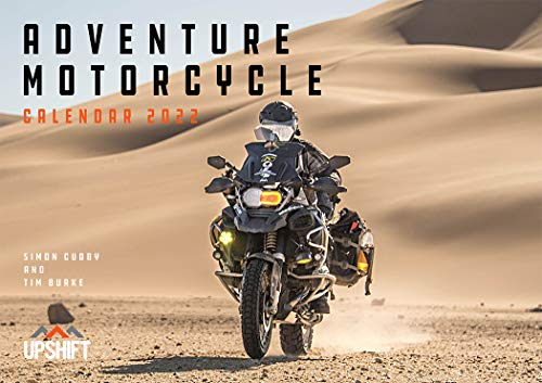 Adventure Motorcycle 2022 Calendar
