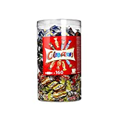 Idea Regalo - Mars Celebrations, Mix di 160 Gustosi Cioccolatini in Una Scatola da 1435G