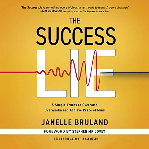 The Success Lie audiobook cover art