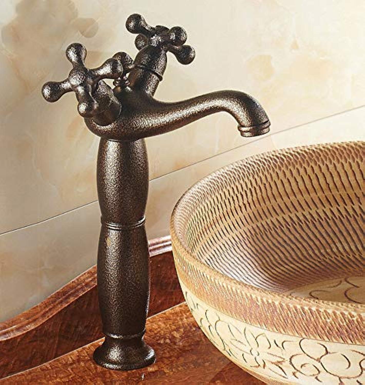 ROTOOY DIY Badarmaturen Wasserhhne Wasserhahn Wasserhahn Wasserhahn_Single Wasserhahn Aufsatzbecken Wasserhahn Wasserhahn Anti-Spritzwasserhahn
