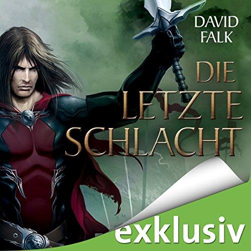 Die letzte Schlacht audiobook cover art