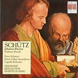 Heinrich Sch??tz: Johannes-Passion; Psalmen Davids by Schutz (2013-05-03)