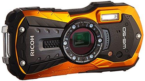 Ricoh WG-50 Underwater Camera