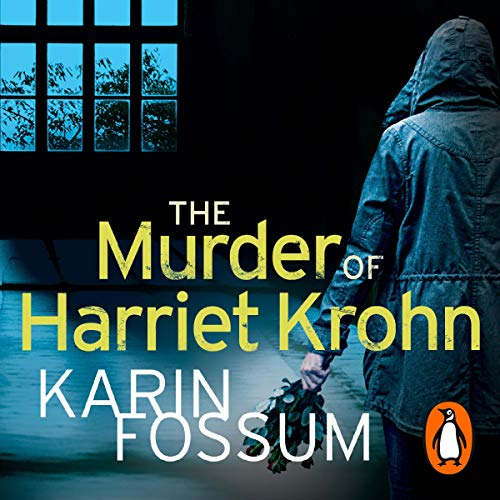 The Murder of Harriet Krohn cover art