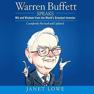 Warren Buffett Speaks cover art
