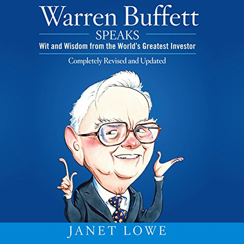 Warren Buffett Speaks cover art