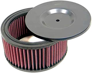 K&N Motorcycle Air Filter: High Flow Performance Air Filter Fits 1987-2007 Honda VT1100 Shadow All Washable & Reusable OEM Replacement  Air Filter HA-1187