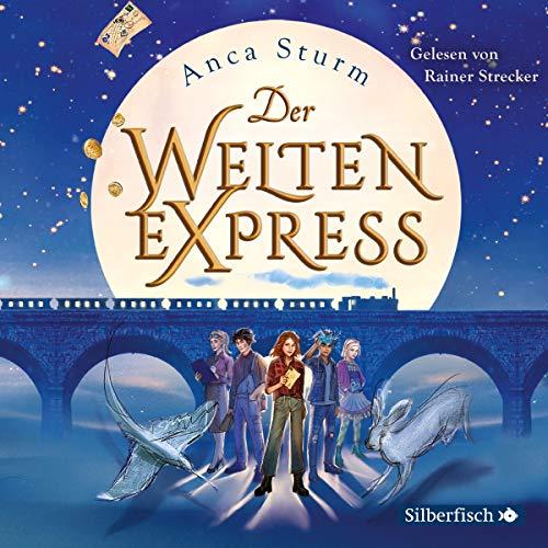 Der Welten-Express 1 cover art