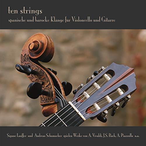 Spanische Und Barocke Klänge Für Violoncello Und Gitarre