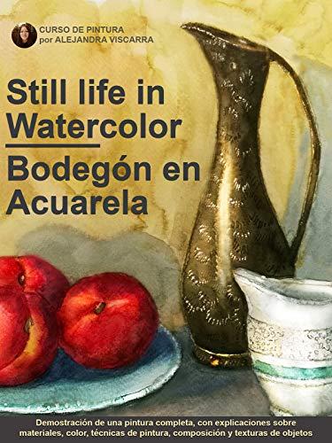 Still life in watercolor Bodegón en acuarela