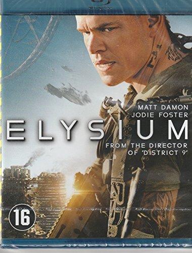 BLU-RAY - Elysium (1 BLU-RAY)