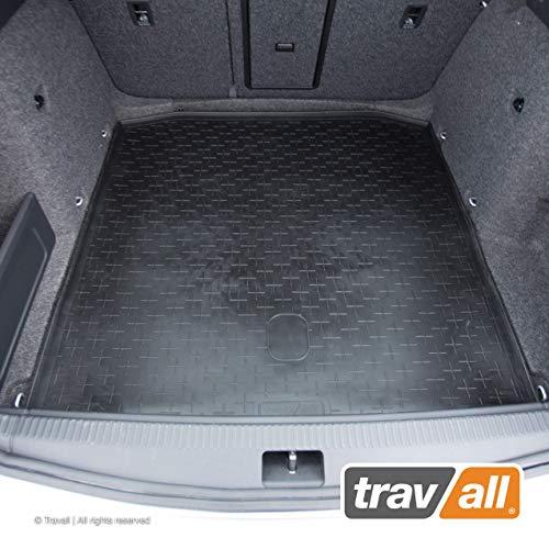 Travall Liner Kofferraumwanne TBM1105 - Maßgeschneiderte Gepäckraumeinlage mit Anti-Rutsch-Beschichtung