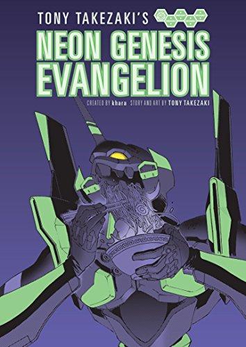 Tony Takezaki's Neon Evangelion
