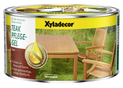 Xyladecor Teak Pflege-Gel 0,5 Liter