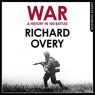 A History of War in 100 Battles cover art