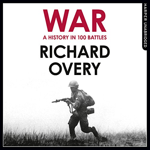 A History of War in 100 Battles audiobook cover art
