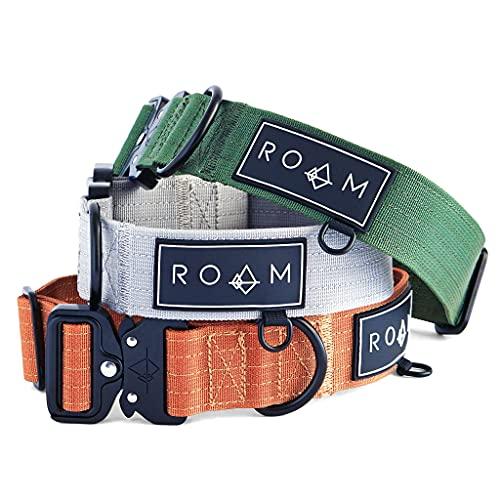 ROAM Premium Adjustable Dog Collar