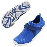 EQUICK Boys & Girls Water Shoes Lightweight Comfort Sole Easy Walking Athletic Slip on Aqua...