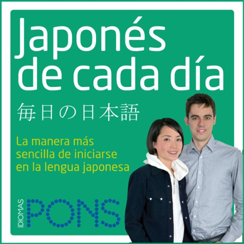 Japonés de cada día [Everyday Japanese] audiobook cover art