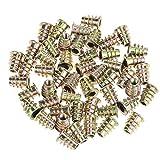 M5 * 13mm Filo in lega di zinco 50 Pz Tipo Testa esagonale a testa esagonale incassata per...